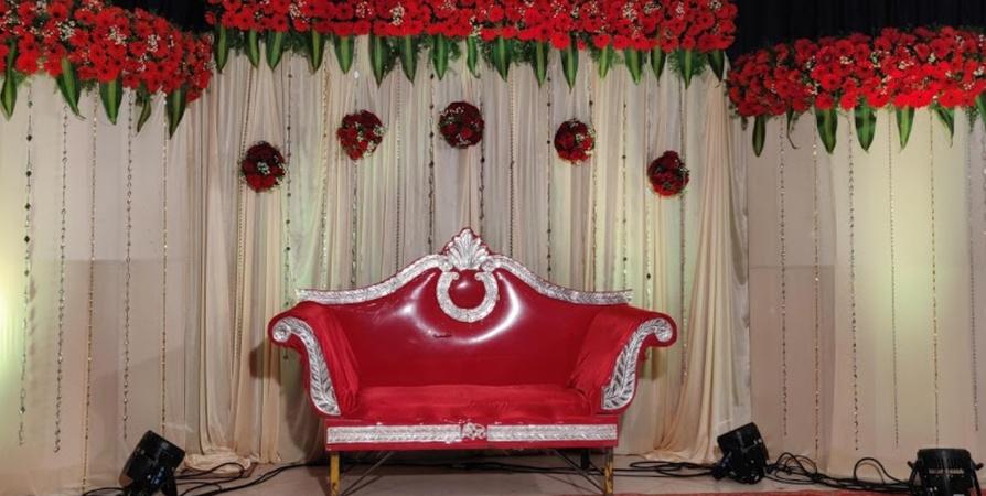 Vijay Residency Gandhi Nagar Bangalore - Banquet Hall