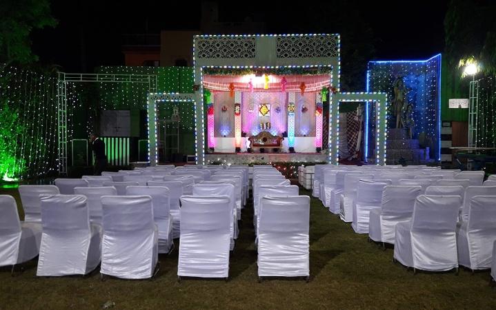 Rajyog Farms Uttam nagar Delhi - Banquet Hall