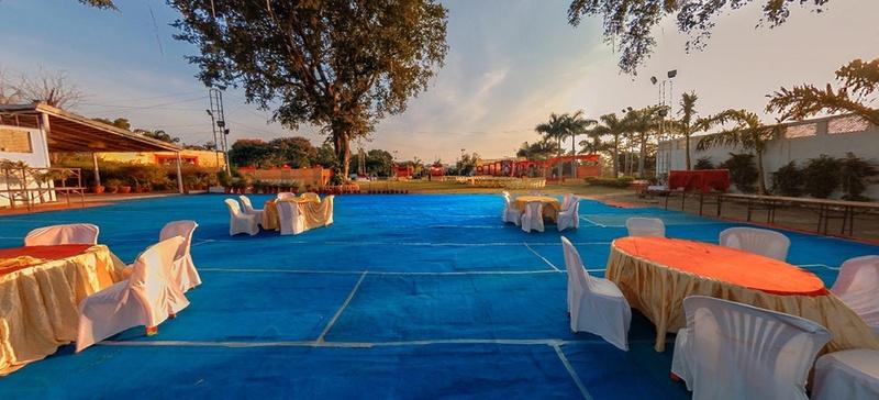 Jehan Numa Palace Hotel, Shymala Hills, Bhopal