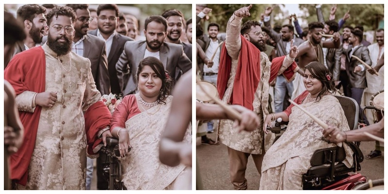Paavani and Clinto: This Couple's Wedding Re-affirmed our Faith in Love!