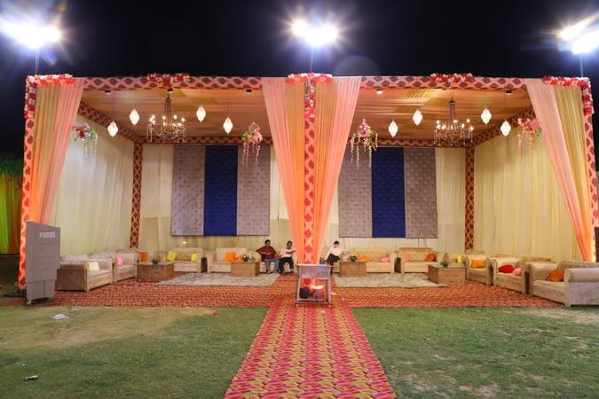 Hari Lawn Kidwai Nagar Kanpur - Wedding Lawn