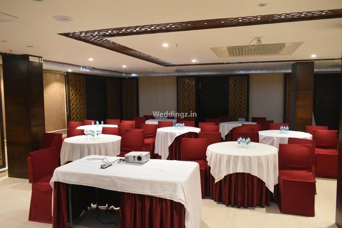 Hotel Radiant Ballygunge Kolkata - Banquet Hall