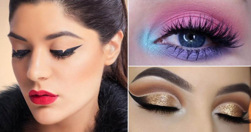 Top International Eye Makeup Trends to incorporate in your bridal look!