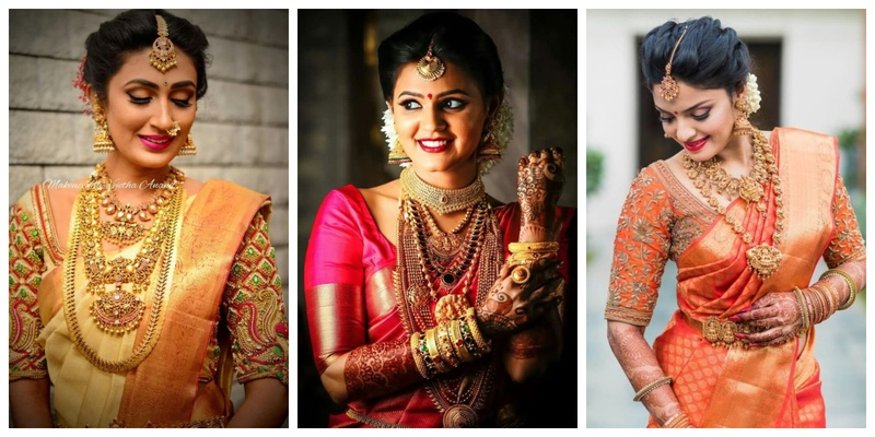 643acd318c647 20 South Indian brides who rocked the South Indian bridal look - Blog