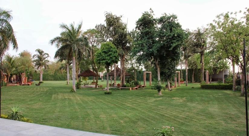 Latiyal Vatika Khema Ka Kuwa Jodhpur - Wedding Lawn