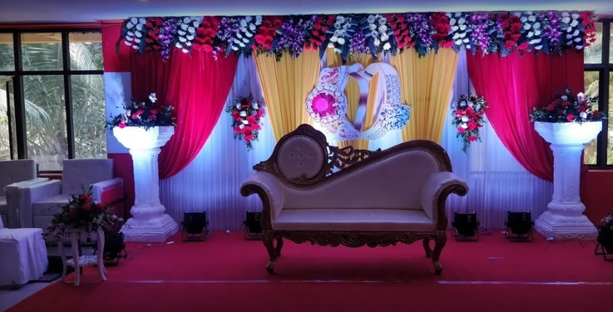 Hotel 7 Miles Khandagiri Bhubaneswar - Banquet Hall