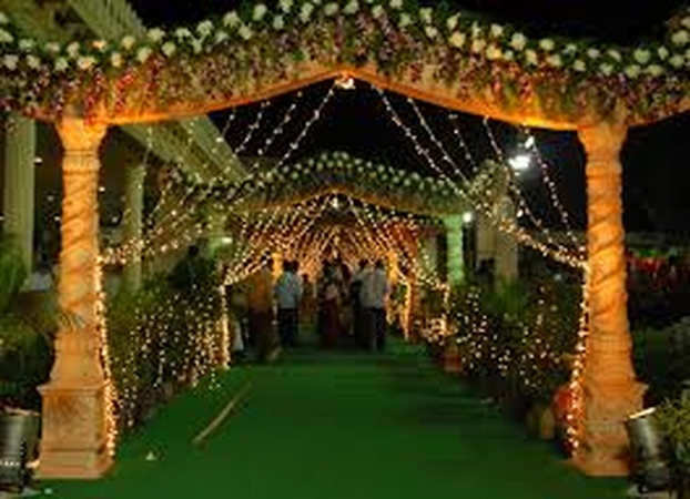 RDX Party Lawn & Banquet Hall Vasant Kunj Delhi - Banquet Hall