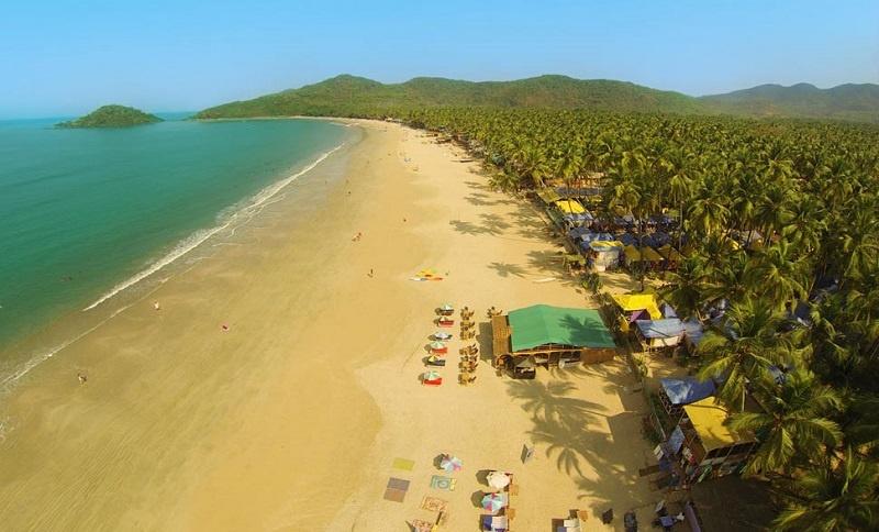 Majorda Beach, Goa
