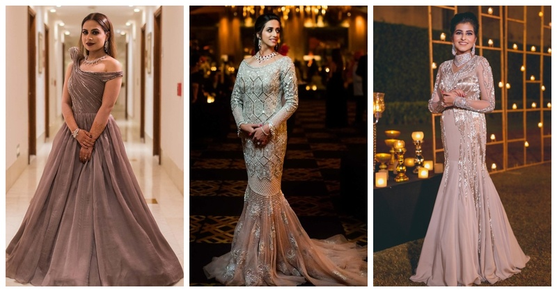 8 Gorgeous Gowns for a Sparkly Evening