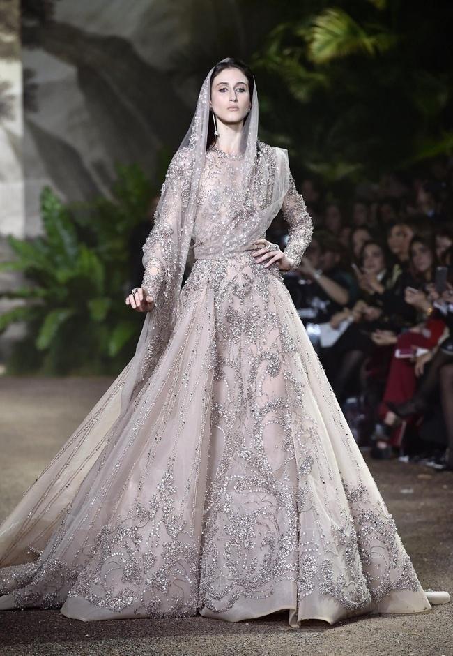 Stone Grey Gown