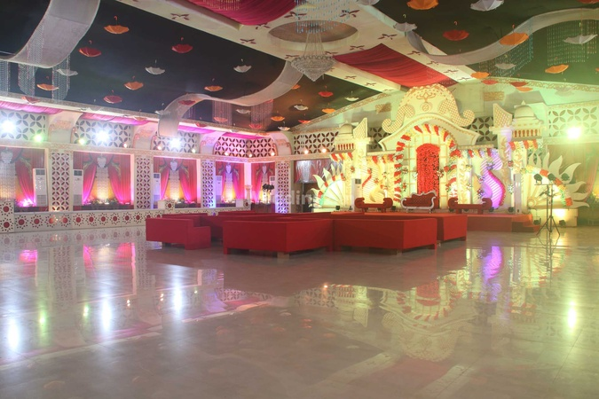 SR Valley Wedding Venue Baragarh Bhubaneswar - Banquet Hall