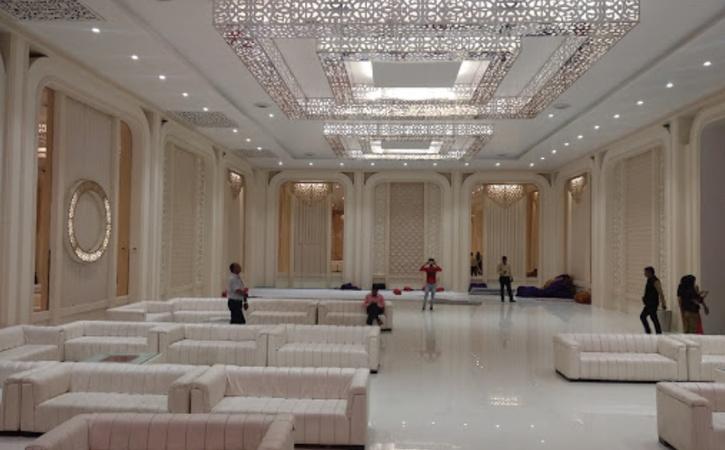 Wedding Villa Garden Agra Road Jaipur - Banquet Hall