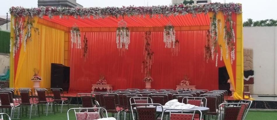 Rajat paradise marriage garden Murlipura Jaipur - Banquet Hall