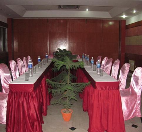 Hotel Hornbill Paltan Bazaar Guwahati - Banquet Hall