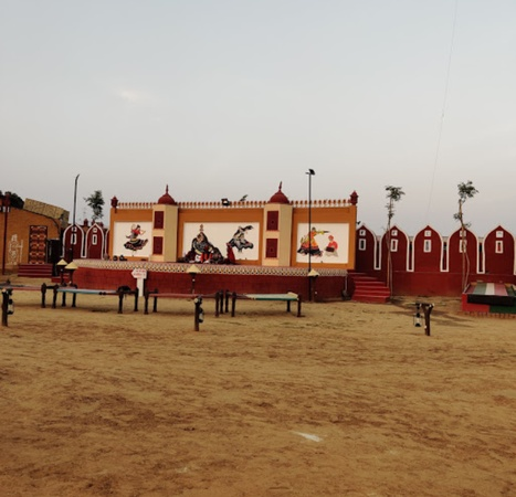 Gulabgarh Mansarovar Jaipur - Banquet Hall