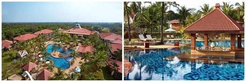 Caravela Beach Resort, Varca, Goa