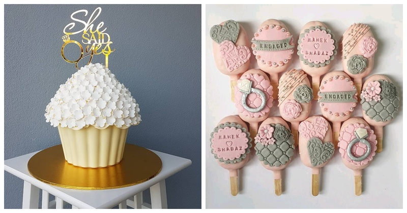 Planning An Engagement Party? Here Are 14 Cake Ideas For The Couple With A Sweet Tooth