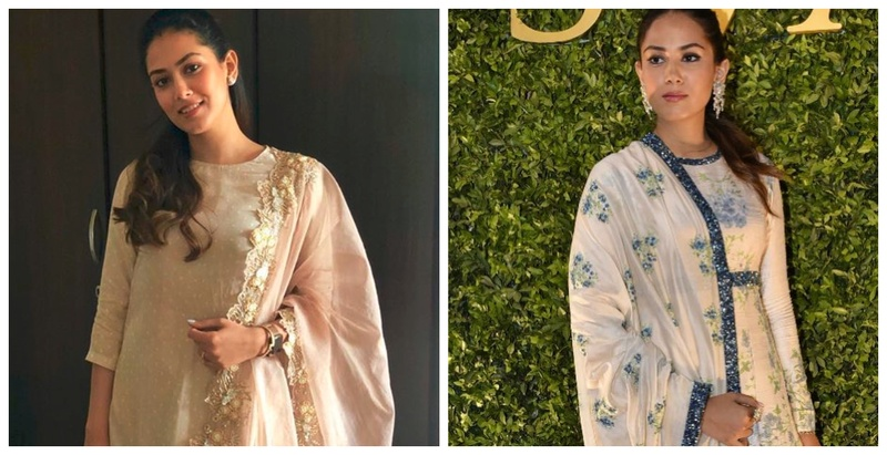 5 Bridesmaid Outfit Ideas To Borrow From Mira Kapoor's Wardrobe
