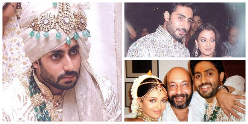 Unseen Pictures from Aishwarya Rai and Abhishek Bachchan's Wedding!