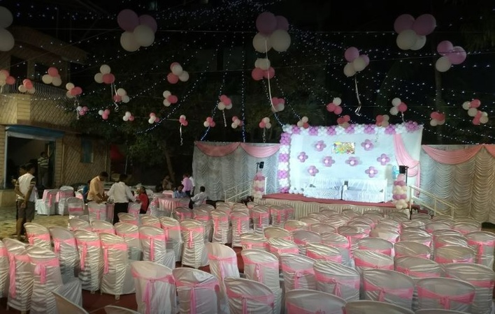 Monica Lawn (Noronha Compound) Mira Bhayandar Mumbai - Wedding Lawn