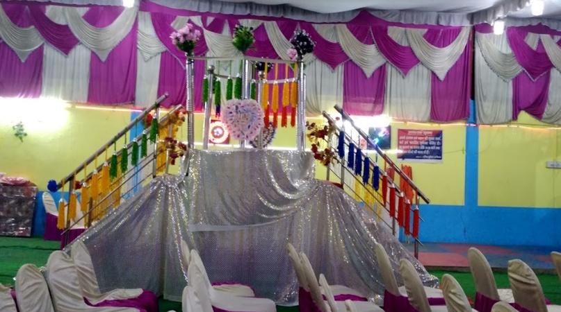 Shri JP Ram Vatika Guest House Panki Kanpur - Banquet Hall