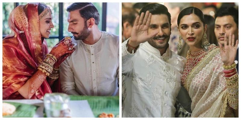 """""""We did 22 food tastings, kept eating and hitting the gym,"""" says Ranveer Singh on how he planned the wedding with Deepika Padukone!"""