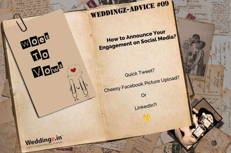 How to Make Your Engagement Announcement More Fun on Social Media? – Weddingz Advice #9