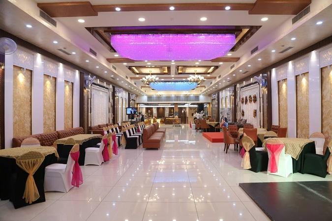 Roopraaj Banquets New Industrial Town Faridabad - Banquet Hall