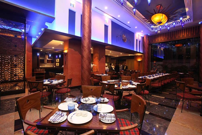 The Great Kabab Factory Sector 18 Noida - Banquet Hall
