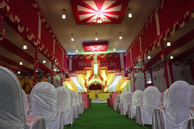 City Palace Patliputra Colony Patna - Banquet Hall