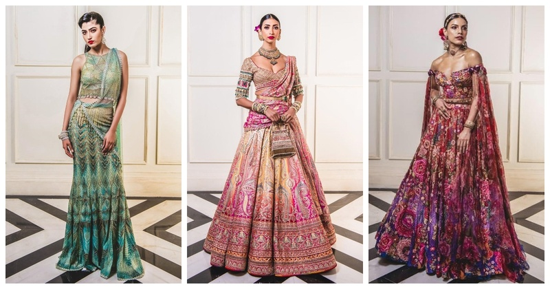 Tarun Tahiliani Unveils his Latest Collection and You Cannot Miss it!