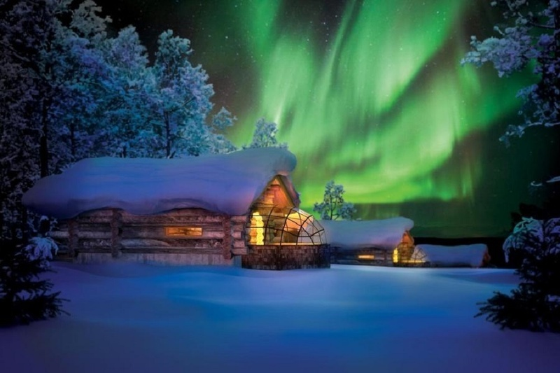 Attractions of Finland: