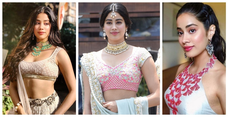 10 times Janhvi Kapoor gave us major bridesmaid outfit & styling goals!