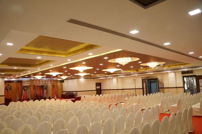 Crystal Pride Dahisar West Mumbai - Banquet Hall