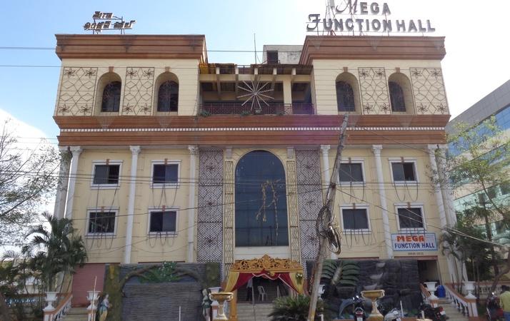 Mega Function Hall Champapet Hyderabad - Banquet Hall