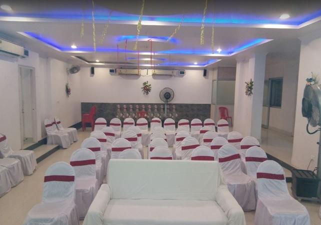 Golden Gate Kankarbagh Patna - Banquet Hall