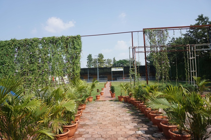 a photo of Hotel Pratham Palace And Marriage Garden