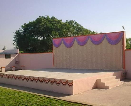 Rameshwar Garden Mangal Karyalaya Shirwal Pune - Banquet Hall