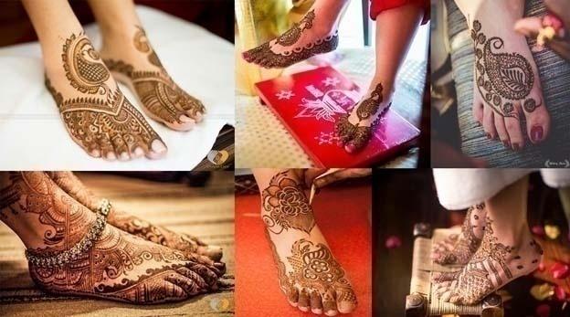 Real Brides, Real Mehendi