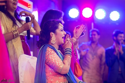 Sangeet Ceremony Photography!