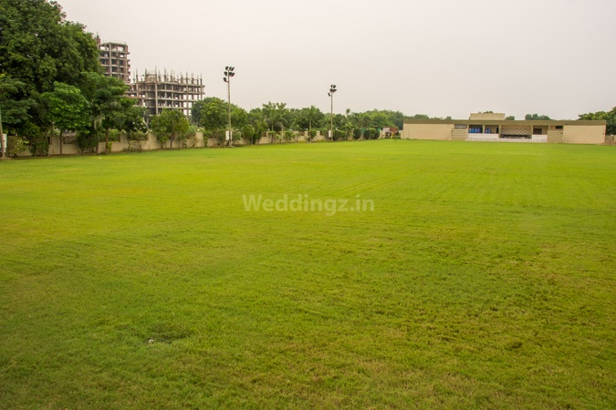 Shantam Party Plot Sargasan Gandhinagar - Wedding Lawn