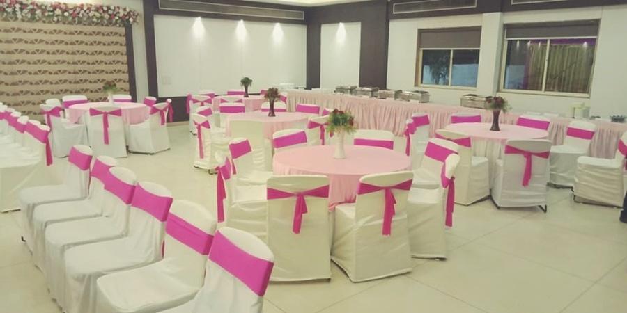 Heritage Lawns Katol Road Nagpur - Banquet Hall