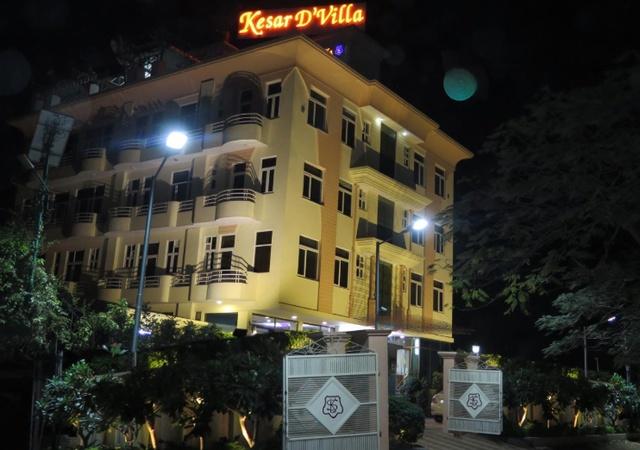 Kesar D Villa Jawahar Circle Jaipur - Banquet Hall