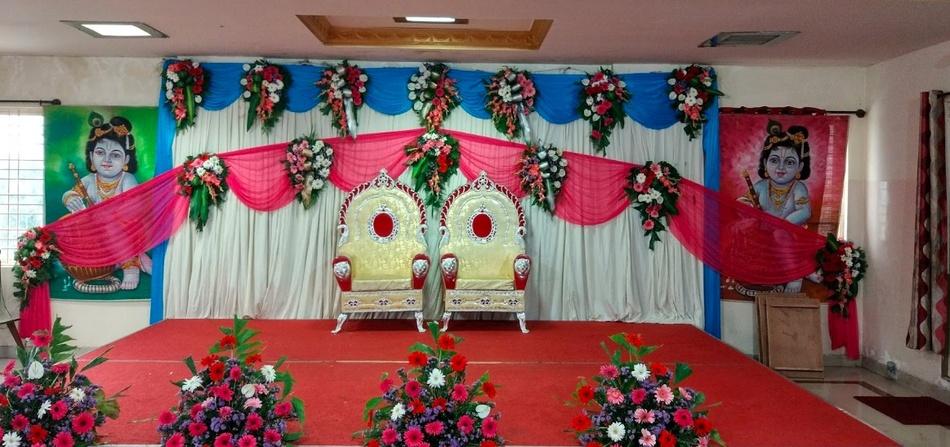 Nammane Party Hall NagarBhavi Bangalore - Banquet Hall