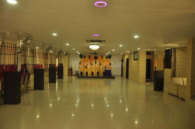 Hotel Padmini Secunderabad Hyderabad - Banquet Hall