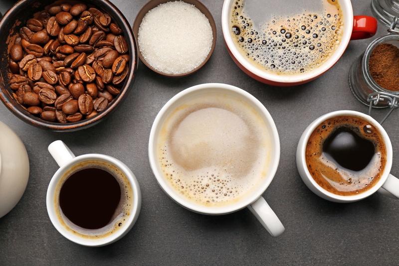 7. Gourmet Coffee