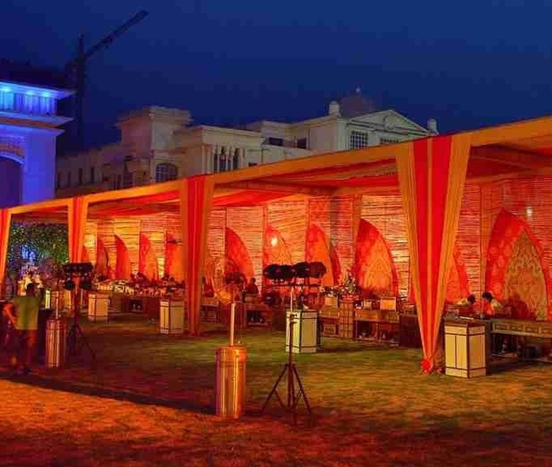 Red Carpet Grand Ghaziabad Delhi Banquet Hall Wedding