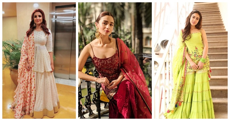 Gearing up for the upcoming pujas and functions, new bride? Here's some major outfit inspo for all those events!