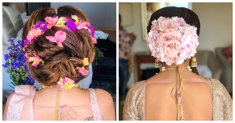 10 Stylish Bridal Buns that You may Want to Try!