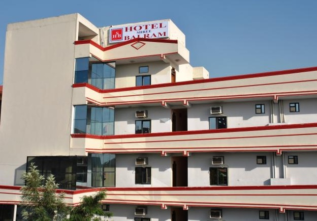 a photo of Hotel Shree Balram